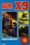 Cover for Agent X9 (Semic, 1976 series) #5/1977
