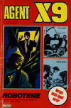 Cover for Agent X9 (Semic, 1976 series) #6/1977