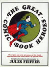 Cover for The Great Comic Book Heroes (Crown Publishers, 1965 series)