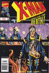 Cover for X-Man (Marvel, 1995 series) #55 [Newsstand Edition]