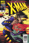 Cover Thumbnail for X-Man (1995 series) #51 [Newsstand Edition]
