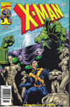 Cover for X-Man (Marvel, 1995 series) #57 [Newsstand Edition]
