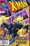 Cover Thumbnail for X-Man (1995 series) #42 [Newsstand Edition]