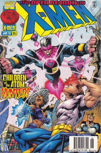 Cover Thumbnail for X-Men (Marvel, 1991 series) #65 [Newsstand Edition]