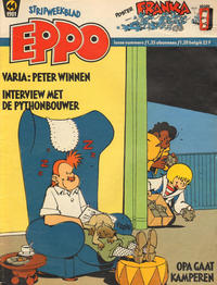 Cover Thumbnail for Eppo (Oberon, 1975 series) #44/1981