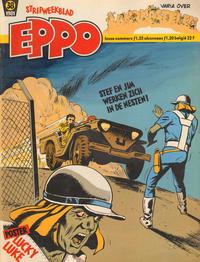 Cover Thumbnail for Eppo (Oberon, 1975 series) #38/1981