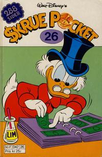 Cover Thumbnail for Skrue Pocket (Hjemmet / Egmont, 1984 series) #26