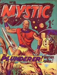 Cover Thumbnail for Mystic (L. Miller & Son, 1960 series) #18