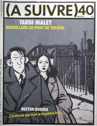 Cover Thumbnail for (À Suivre) (Casterman, 1977 series) #40