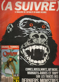 Cover Thumbnail for (À Suivre) (Casterman, 1977 series) #139