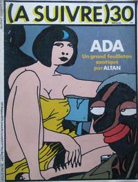 Cover Thumbnail for (À Suivre) (Casterman, 1977 series) #30
