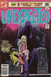 Cover Thumbnail for The Unexpected (DC, 1968 series) #204 [Newsstand]