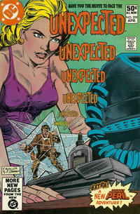 Cover Thumbnail for The Unexpected (DC, 1968 series) #209 [Direct]