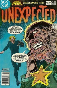 Cover Thumbnail for The Unexpected (DC, 1968 series) #207 [Newsstand]