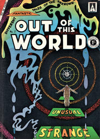 Cover Thumbnail for Out of This World (Thorpe & Porter, 1961 ? series) #7