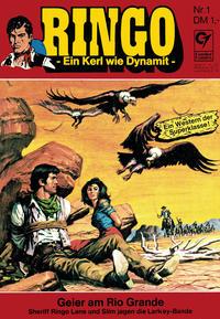 Cover Thumbnail for Ringo (Condor, 1972 series) #1