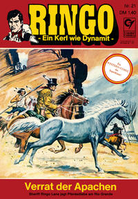 Cover Thumbnail for Ringo (Condor, 1972 series) #21