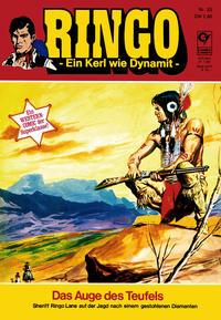 Cover Thumbnail for Ringo (Condor, 1972 series) #33