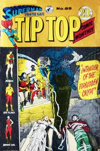 Cover Thumbnail for Superman Presents Tip Top Comic Monthly (K. G. Murray, 1965 series) #85