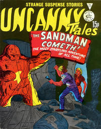 Cover Thumbnail for Uncanny Tales (Alan Class, 1963 series) #122
