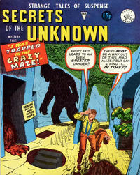 Cover Thumbnail for Secrets of the Unknown (Alan Class, 1962 series) #164