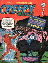 Cover Thumbnail for Creepy Worlds (Alan Class, 1962 series) #51