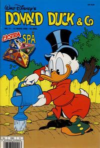 Cover Thumbnail for Donald Duck & Co (Hjemmet / Egmont, 1948 series) #11/1990