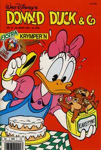 Cover Thumbnail for Donald Duck & Co (Hjemmet / Egmont, 1948 series) #12/1990