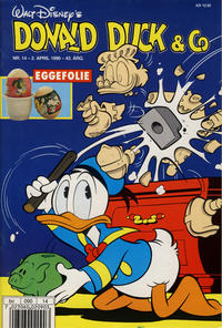 Cover Thumbnail for Donald Duck & Co (Hjemmet / Egmont, 1948 series) #14/1990