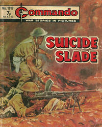 Cover Thumbnail for Commando (D.C. Thomson, 1961 series) #1017