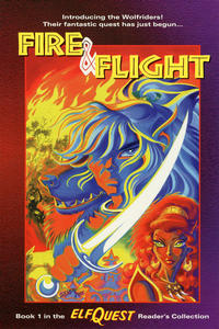Cover Thumbnail for ElfQuest Reader's Collection (WaRP Graphics, 1998 series) #1 - Fire and Flight