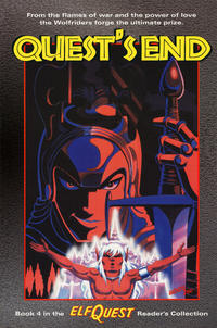 Cover Thumbnail for ElfQuest Reader's Collection (WaRP Graphics, 1998 series) #4 - Quest's End