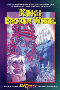 Cover Thumbnail for ElfQuest Reader's Collection (WaRP Graphics, 1998 series) #8 - Kings of the Broken Wheel