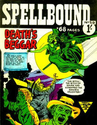 Cover Thumbnail for Spellbound (L. Miller & Son, 1960 ? series) #59