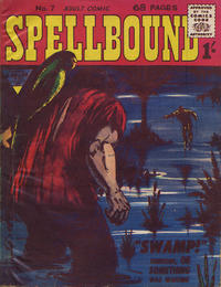 Cover Thumbnail for Spellbound (L. Miller & Son, 1960 ? series) #7