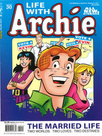Cover Thumbnail for Life with Archie (Archie, 2010 series) #30