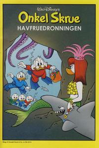 Cover Thumbnail for Bilag til Donald Duck & Co (Hjemmet / Egmont, 1997 series) #29/2014