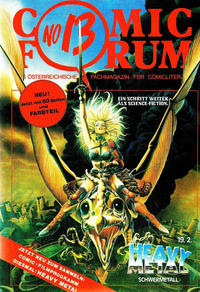 Cover Thumbnail for Comic Forum (Comicothek, 1979 series) #13