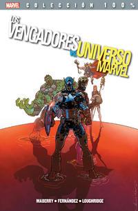Cover Thumbnail for 100% Marvel. Los Vengadores Vs. Universo Marvel (Panini España, 2013 series)