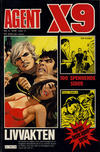 Cover for Agent X9 (Semic, 1976 series) #3/1978