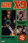 Cover for Agent X9 (Semic, 1976 series) #7/1978