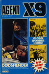 Cover for Agent X9 (Semic, 1976 series) #8/1978