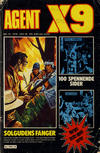Cover for Agent X9 (Semic, 1976 series) #10/1978