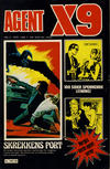 Cover for Agent X9 (Semic, 1976 series) #2/1979