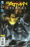 Cover for Batman Eternal (DC, 2014 series) #18