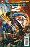 Cover for Earth 2 (DC, 2012 series) #26 [Direct Sales]