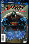 Cover for Action Comics Annual (DC, 2012 series) #3