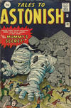 Cover for Tales to Astonish (Marvel, 1959 series) #31 [British]
