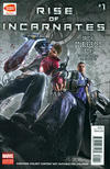 Cover Thumbnail for Rise of Incarnates (2014 series) #1 & 2