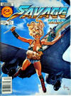 Cover Thumbnail for Savage Tales (1985 series) #8 [Newsstand]